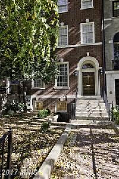 Rental For Rent: 1829 19th Street NW