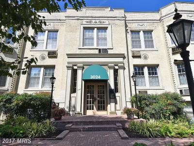 Cleveland Park Condo For Sale: 3024 Wisconsin Avenue NW #110