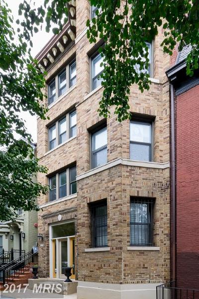 Washington Condo For Sale: 1215 10th Street NW #1