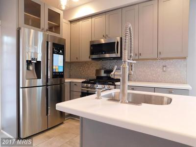 Brightwood Townhouse For Sale: 707 Tewkesbury Place NW