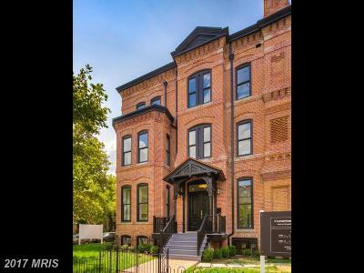 Washington Condo For Sale: 1600 13th Street NW #A