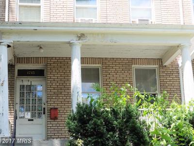 Mount Pleasant Condo For Sale: 1715 Kenyon Street NW