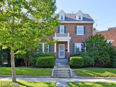 Petworth Single Family Home For Sale: 300 Ingraham Street NW
