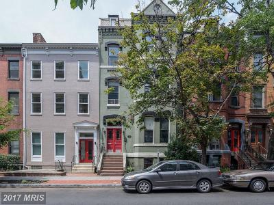 Washington Condo For Sale: 1217 N Street NW #1