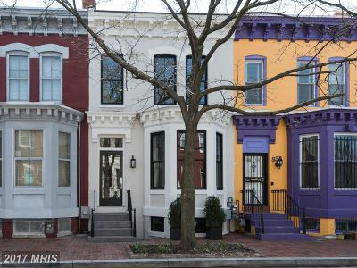 Logan Circle Duplex For Sale: 930 French Street NW #1
