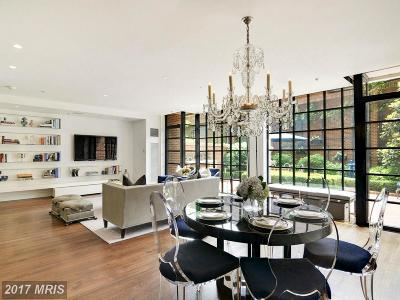 Washington Condo For Sale: 3303 Water Street NW #3H