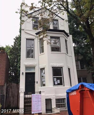 Rental For Rent: 1527 31st Street NW