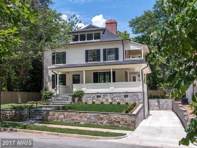 Cleveland Park Single Family Home For Sale: 3515 Woodley Road NW