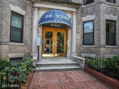 Washington Condo For Sale: 1733 20th Street NW #G3
