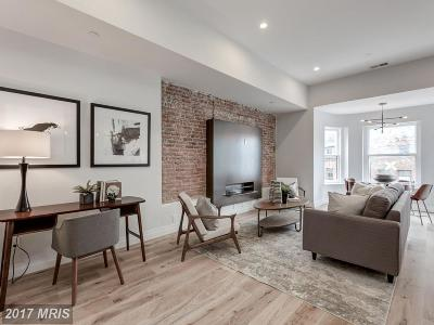 Dupont Circle Condo For Sale: 1713 S Street NW #3