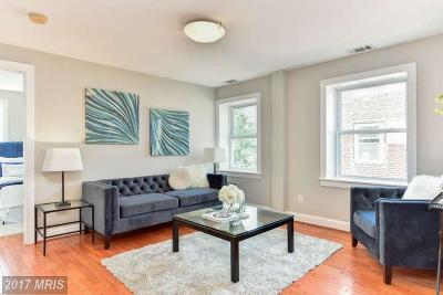 Washington Condo For Sale: 1439 Spring Road NW #301