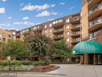 Washington Condo For Sale: 2111 Wisconsin Avenue NW #PH8