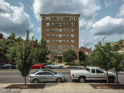 Washington Condo For Sale: 1750 16th Street NW #73