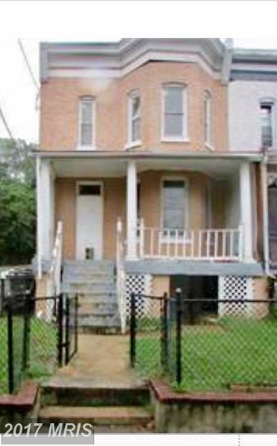 Woodridge Condo For Sale: 2610 Evarts Street NE