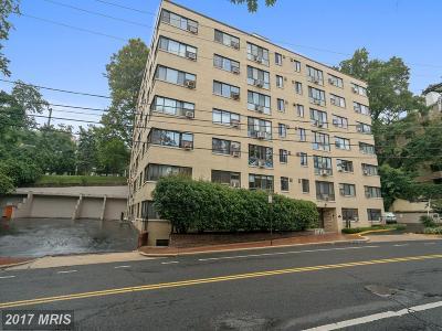 Washington Condo For Sale: 3901 Tunlaw Road NW #302