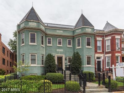 Capitol Hill Single Family Home For Sale: 315 12th Street NE #102