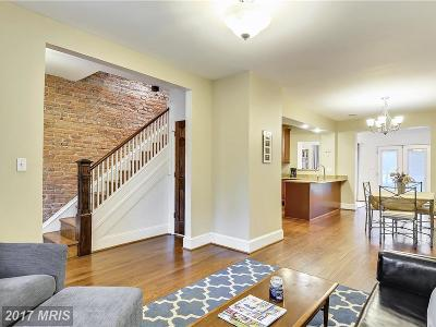 Capitol Hill Townhouse For Sale: 214 16th Street SE