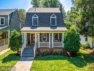 Washington Single Family Home For Sale: 1344 Ingraham Street NW