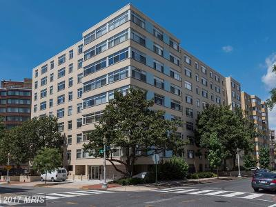 Foggy Bottom Condo For Sale: 2401 H Street NW #514
