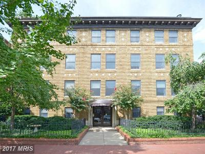 Washington Condo For Sale: 1741 T Street NW #102