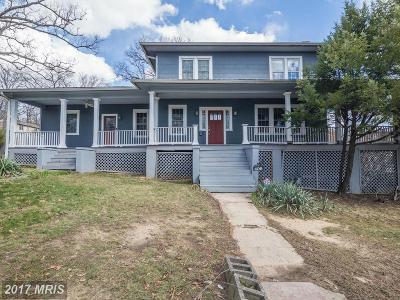 Deanwood Single Family Home For Sale: 409 58th Street NE