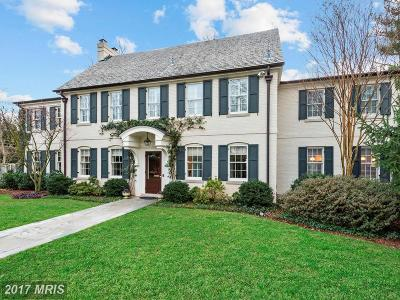 Single Family Home For Sale: 4434 Hawthorne Street NW