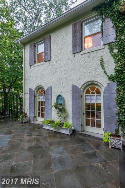 Washington Condo For Sale: 2716 38th Street NW