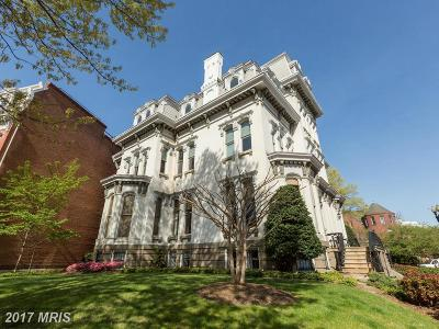Washington Condo For Sale: 1 Logan Circle NW #7