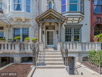 Washington Condo For Sale: 2024 16th Street NW #3