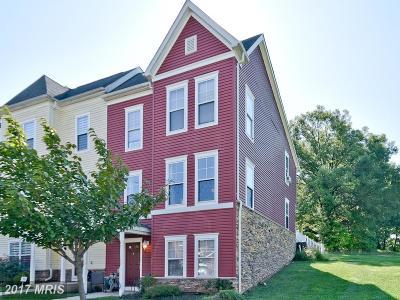 Washington Townhouse For Sale: 4861 F Street SE