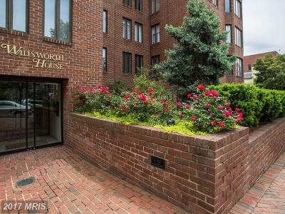 Georgetown Condo For Sale: 1045 31st Street NW #102