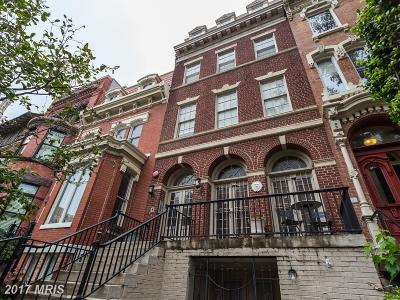 Washington Condo For Sale: 1603 16th Street NW #3