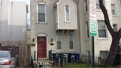 Rental For Rent: 83 O Street NW