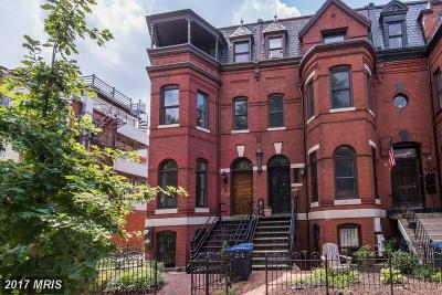 Washington Rental For Rent: 1110 P Street NW #B