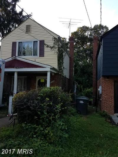 Woodridge Single Family Home For Sale: 2834 30th Street NE