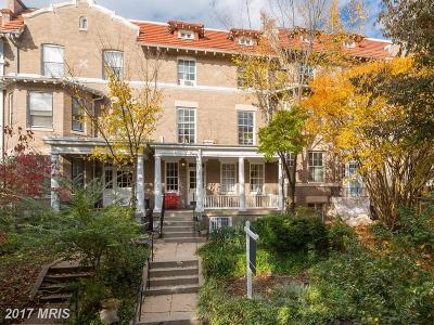 Washington Condo For Sale: 1835 Lamont Street NW