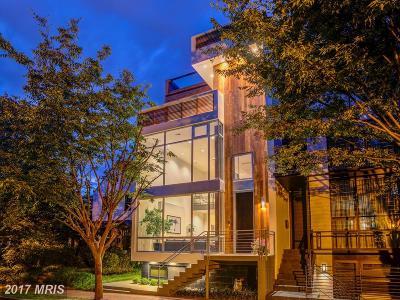 Washington Condo For Sale: 3611 R Street NW