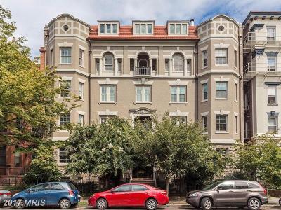 Washington Condo For Sale: 1915 Calvert Street NW #403