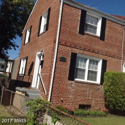 Congress Heights Condo For Sale: 634 Southern Avenue SE