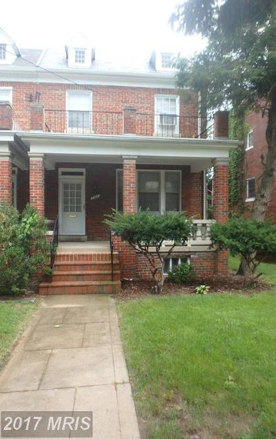 Rental For Rent: 5903 7th Street NW