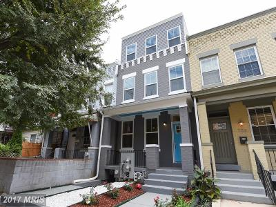 Washington Condo For Sale: 754 Lamont Street NW #UNIT 2