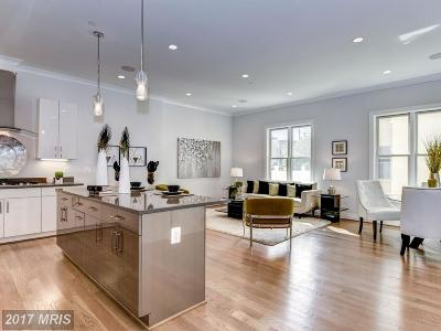 Washington Single Family Home For Sale: 220 P Street NW #1