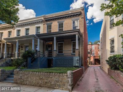 Washington Condo For Sale: 153 Adams Street NW