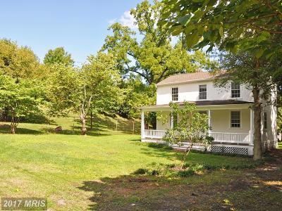 Washington Single Family Home For Sale: 2207 Foxhall Road NW