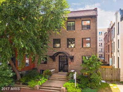 Dupont Condo For Sale: 1632 S Street NW #21