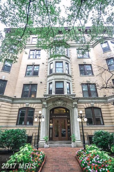 Washington Condo For Sale: 1317 Rhode Island Avenue NW #202