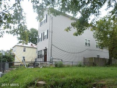 Washington Single Family Home For Sale: 4609 Kane Place NE