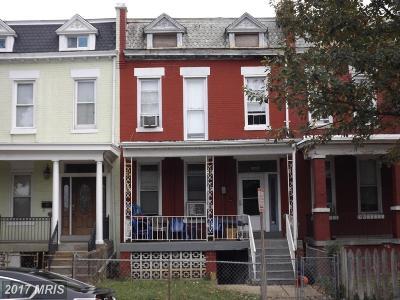 Brookland Condo For Sale: 2603 North Capitol Street NE
