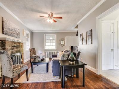 Washington Single Family Home For Sale: 2106 32nd Street SE