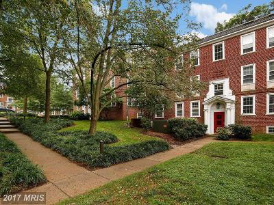 Cleveland Park Condo For Sale: 3810 39th Street NW #D124